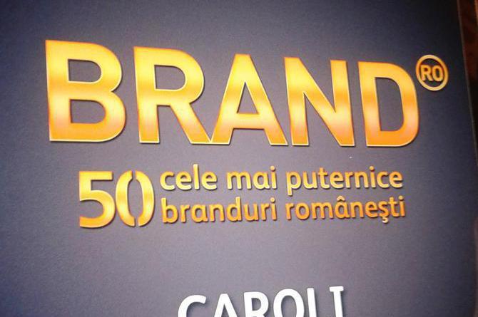 Brandul Caroli a urcat vertiginos în Topul celor mai puternice 50 de branduri românești