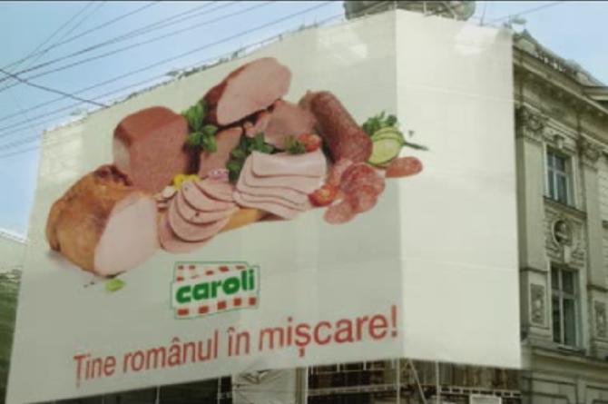 Caroli lansează o nouă platformă de comunicare de brand