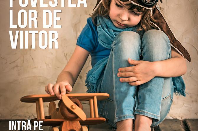 S-a lansat Jurnal de fapte bune – un program de burse pentru copiii talentați, fără posibilități financiare.