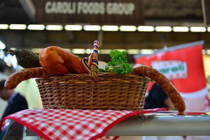 Caroli participă la cel mai mare târg european de Foods and Beverage