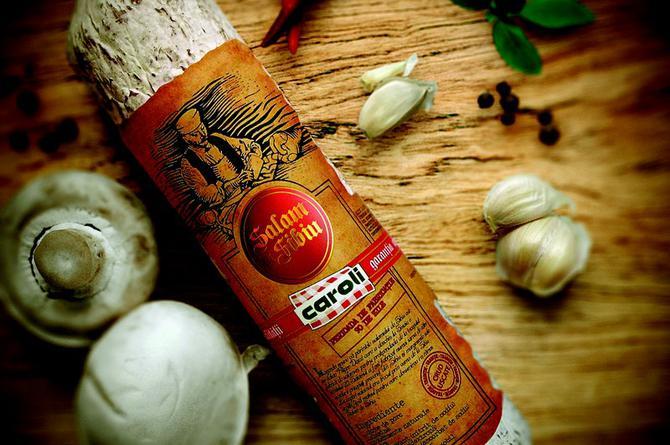 Caroli Foods lansează o legendă: Salam de Sibiu