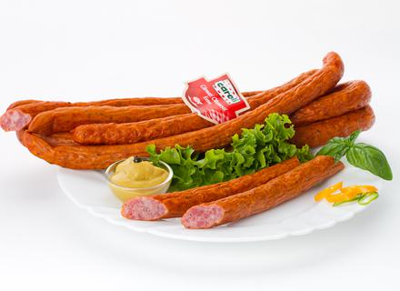 Caroli Oltenesti Sausages