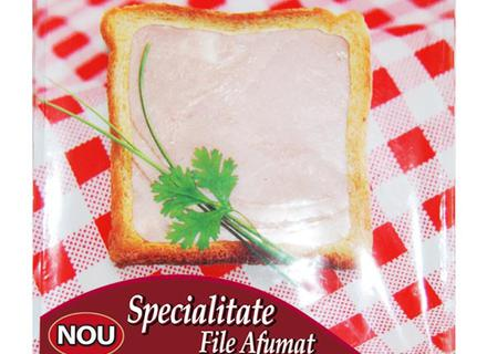 Caroli Smoked File Speciality, sliced 100g