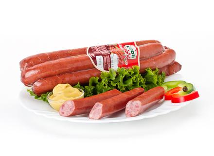 Caroli Kabanos Sausages, vaccumed 300g