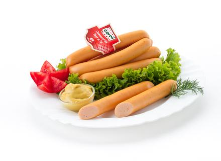 Caroli Chicken Breast Frankfurters