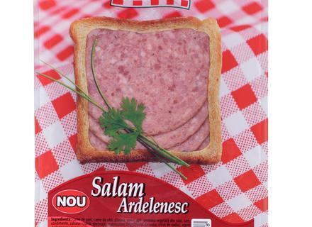 Caroli Ardelenesc Salami, sliced 100g