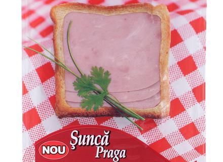 Caroli Praga Ham, sliced 200g