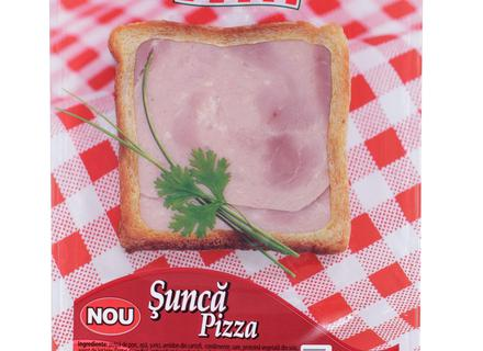 Caroli Pizza Ham, sliced 100g
