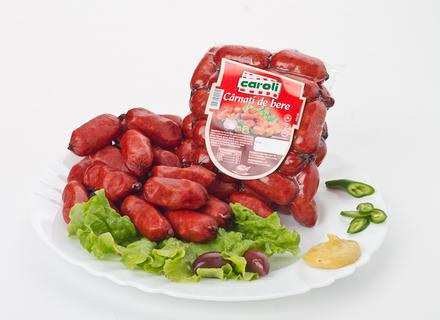 Caroli Beer Sausages