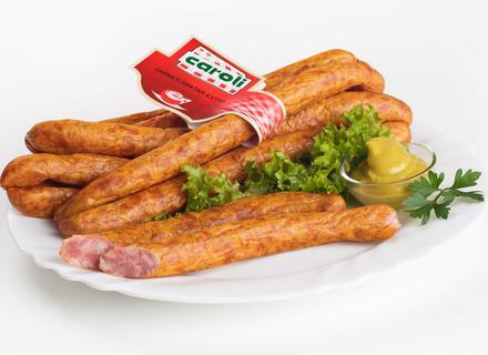Caroli Grill Sausages